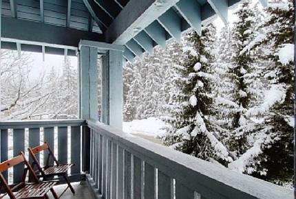 Ski In/Ski Out at Whistler/Blackcomb Mountain - Whistler, Canada