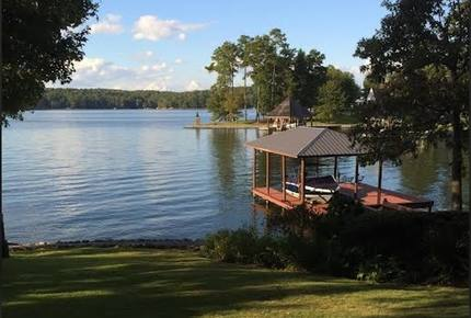The Lake House near Talladega