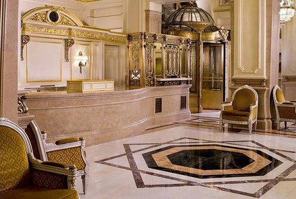 Studio at St. Regis New York