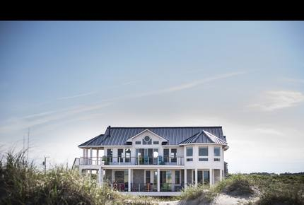 Oceanfront Home Among the Wild Horses - Outer Banks