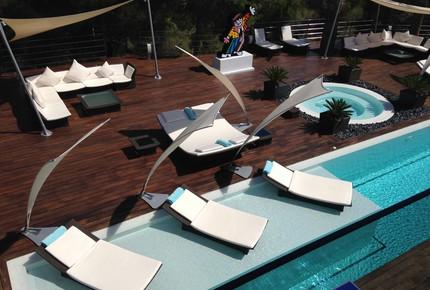 House Roca Lisa - Ibiza, Spain