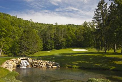 Golf, Fish, Shoot and Spa at the Homestead - The Homestead Resort, Virginia