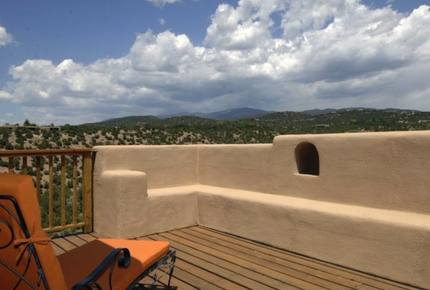 Camino Del Este - Santa Fe, New Mexico