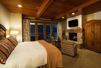 Stein Eriksen Lodge - 2 Bedroom Luxury Suite