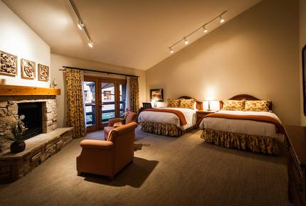 Stein Eriksen Lodge - 2 Bedroom Luxury Suite