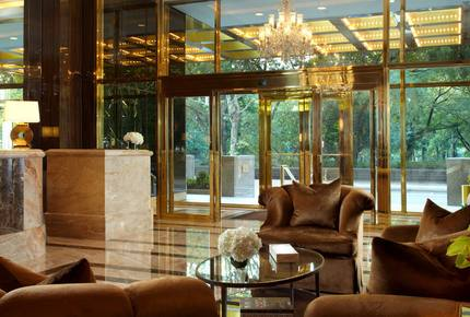 Trump International Hotel and Tower - 2 Bedroom Residence - Park View Corner Suite