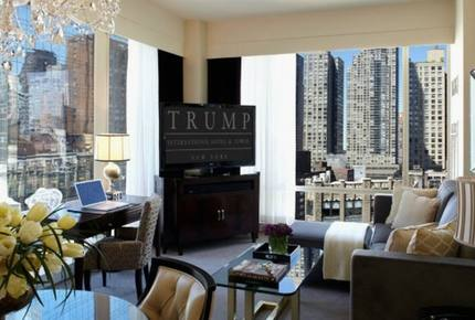 Trump International Hotel and Tower - 2 Bedroom Residence - Park View Corner Suite