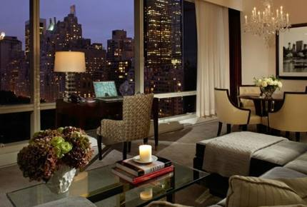 Trump International Hotel and Tower - 2 Bedroom Residence - Park View Corner Suite - New York City, New York
