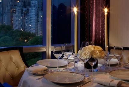 Trump International Hotel and Tower - 1 Bedroom Residence - Park View