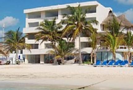 Playa Del Carmen Beach-side Condo - Playa Del Carmen, Mexico