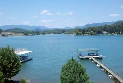 Tranquil Mountain Lake Home with Breathtaking Views - Hiawassee, Georgia
