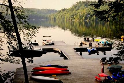 Lakehouse Retreat at Haliburton Highlands