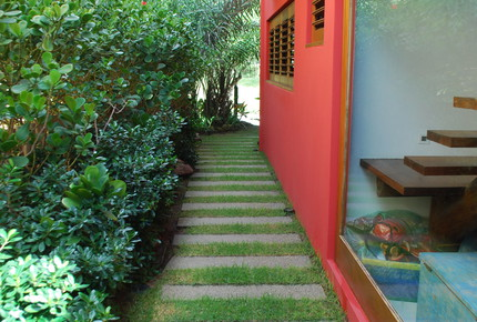 Casa Vermelha - Ipojuca, Brazil