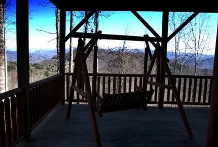 Beautiful Smoky Mountain Lodge