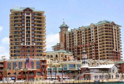 Emerald Grande at HarborWalk Village -  2 Bedroom Deluxe