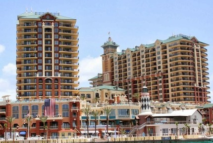 Emerald Grande at HarborWalk Village -  3 Bedroom Corner - Destin, Florida