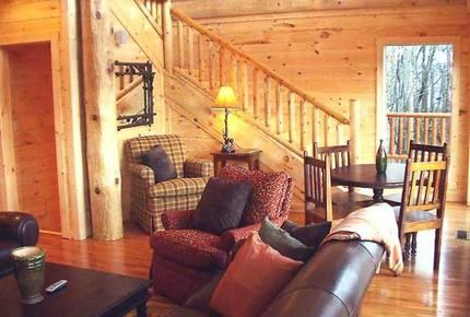 Beautiful Smoky Mountain Lodge - Bryson City, North Carolina