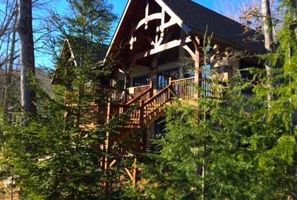 Lake Burton Boat House - Rabun County, Georgia