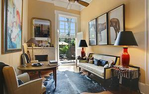 """Vieux Carre"" French Quarter Flat with Private Courtyard - New Orleans, Louisiana"