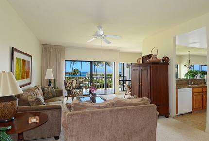 Amazing Oceanview 2BR - Listen to the waves crash and lull you to sleep - Poipu, Hawaii