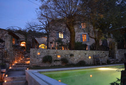 Les Rosees - Mougins, France