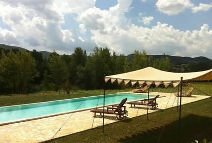 Desiderio Villa - Paciano, Italy