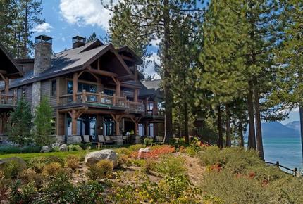 Lake Tahoe's Ponderosa Pines - 4 Bedroom Residence