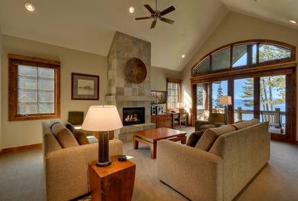 Lake Tahoe's Ponderosa Pines - 4 Bedroom Residence