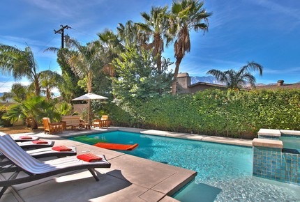 Spanish Villa near Downtown Palm Springs