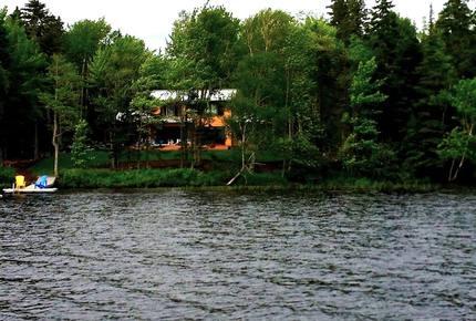 Nova Scotia Lake Retreat