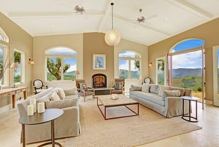 Hill House West - St. Helena, California
