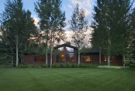 Jackson Hole Golf and Tennis Estate