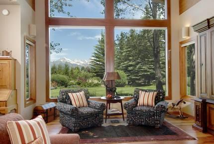Jackson Hole Golf and Tennis Estate - Jackson, Wyoming