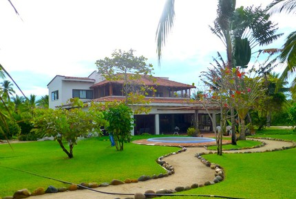 Casa Panamar - Zihuatanejo, Mexico