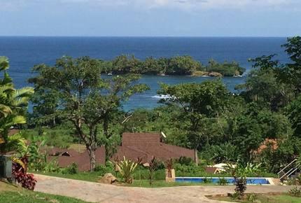 Red Frog Beach - 6 Bedroom Residence - Mansion Caribe, Villa 31 - Isla Bastimentos, Panama