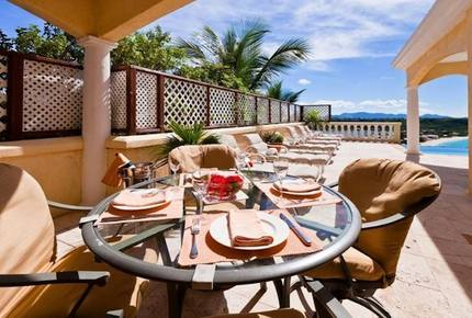 Spyglass Hill Villa - North Hill, Anguilla