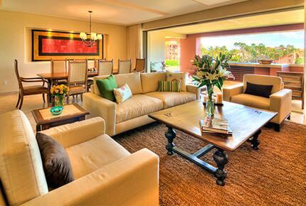 Las Residencias,  2 bedroom, Presidential Villa
