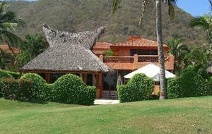 Villa in Isla Navidad Resort - Las Brisas, Mexico