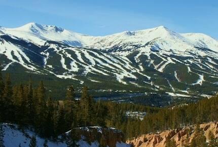 Edge of Copper Canyon - Breckenridge, Colorado