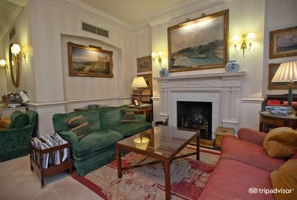 A Suite at The Draycott Hotel - London, United Kingdom
