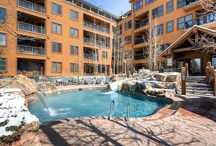 The Springs at River Run ~ 2 Bedroom Residence - Keystone, Colorado