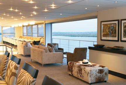 A Master Suite on The Zambezi Queen