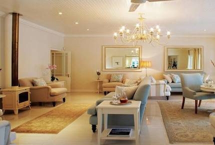 A Suite Villa with private pool at The Last Word Franschhoek