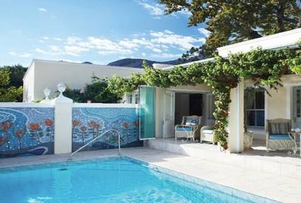 A Suite Villa with private pool at The Last Word Franschhoek - Franschhoek, South Africa