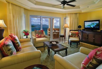 The Ritz-Carlton Destination Club, St. Thomas - 3 Bedroom