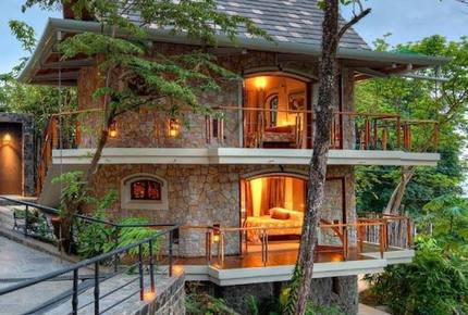 Villa Punto de Vista (Rainforest Meets The Sea)