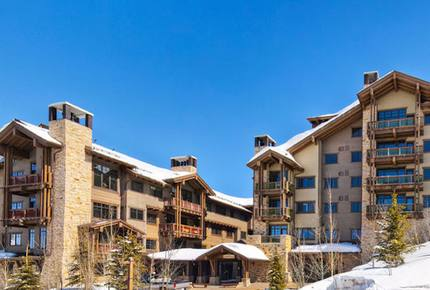 Deer Valley Arrowleaf Condo Ski-in/ski-out