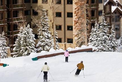 Deer Valley Arrowleaf Condo Ski-in/ski-out - Park City, Utah