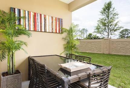 Magic Village Resort, Orlando: 3 Bedroom Suite - Kissimmee, Florida