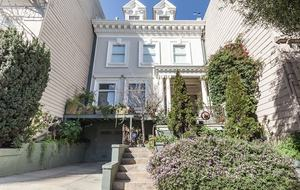 Luxury Pacific Heights Home - San Francisco, California